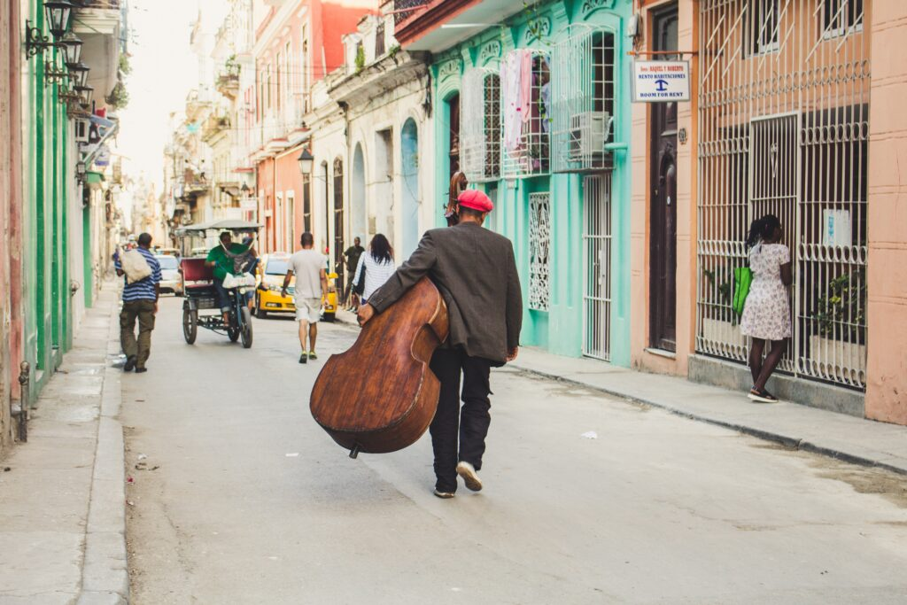 cuban music lessons proyecto